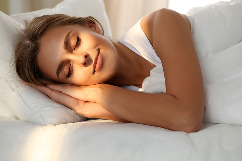 lose weight while you sleep 1
