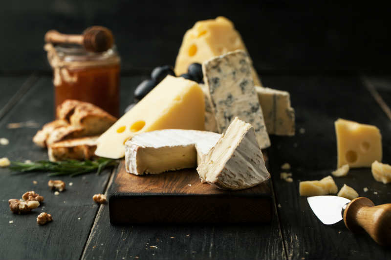3 weight loss cheeses 1